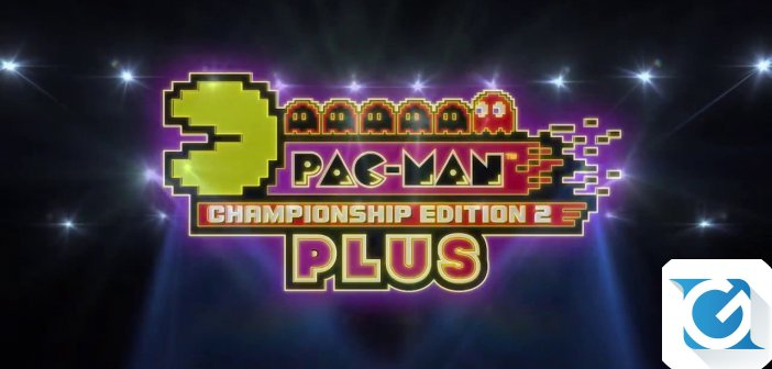 PAC-MAN CHAMPIONSHIP 2 PLUS e' ora disponibile per Nintendo Switch