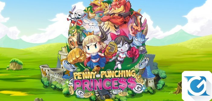 Penny Punching Princess: disponibile un nuovo trailer