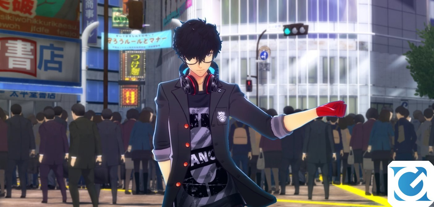 Nuovo trailer per Persona 3: Dancing in Moonlight e Persona 5: Dancing in Starlight