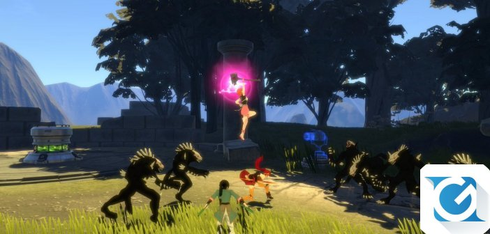 Disponibile la patch per RWBY: Grimm Eclipse