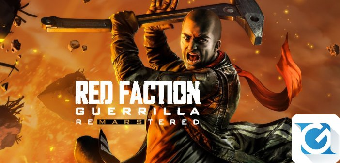 Recensione Red Faction Guerrilla Re-Mars-tered - Torniamo su Marte