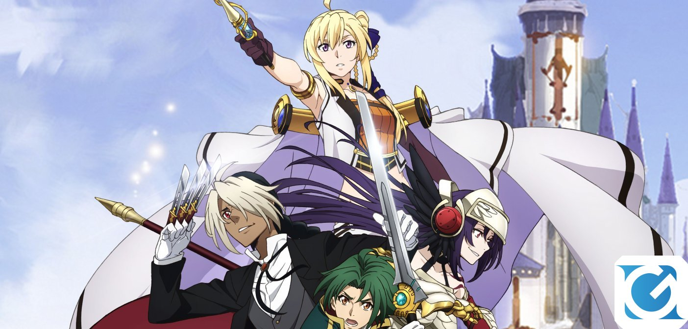 Record of Grancrest War: Quartet Conflict annunciato per iOs e Android