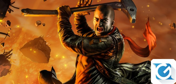 Red Faction Guerrilla Re-Mars-tered Edition anticipato al 3 luglio!