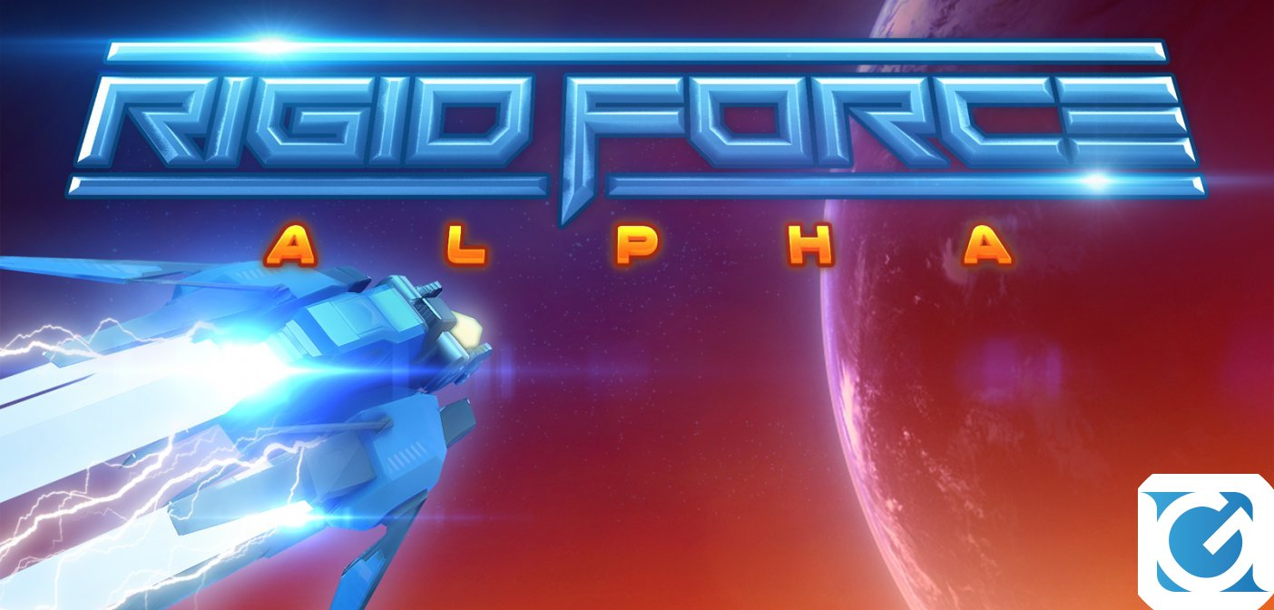 Rigid Force Alpha arriva su Steam il 31 agosto