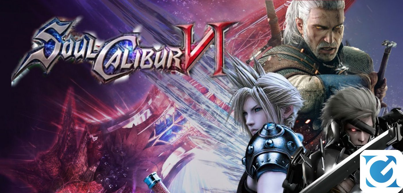 Svelata la seconda Story Mode di Soulcalibur VI: Libra of Soul