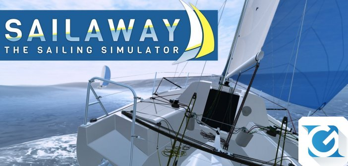 La versione completa di Sailaway: The Sailing Simulator naviga a viele spiegate su Steam
