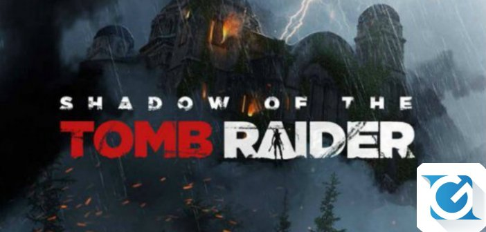 Square Enix annuncia Shadow of the Tomb Raider