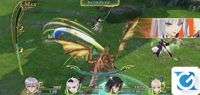 Shining Resonance Refrain arriva questa estate su XBOX One, Playstation 4, Nintendo Switch e PC