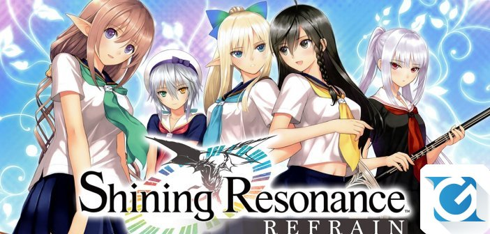 Shining Resonance Refrain e' disponibile!