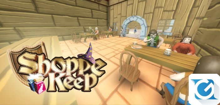 Shoppe Keep arriva su XBOX One