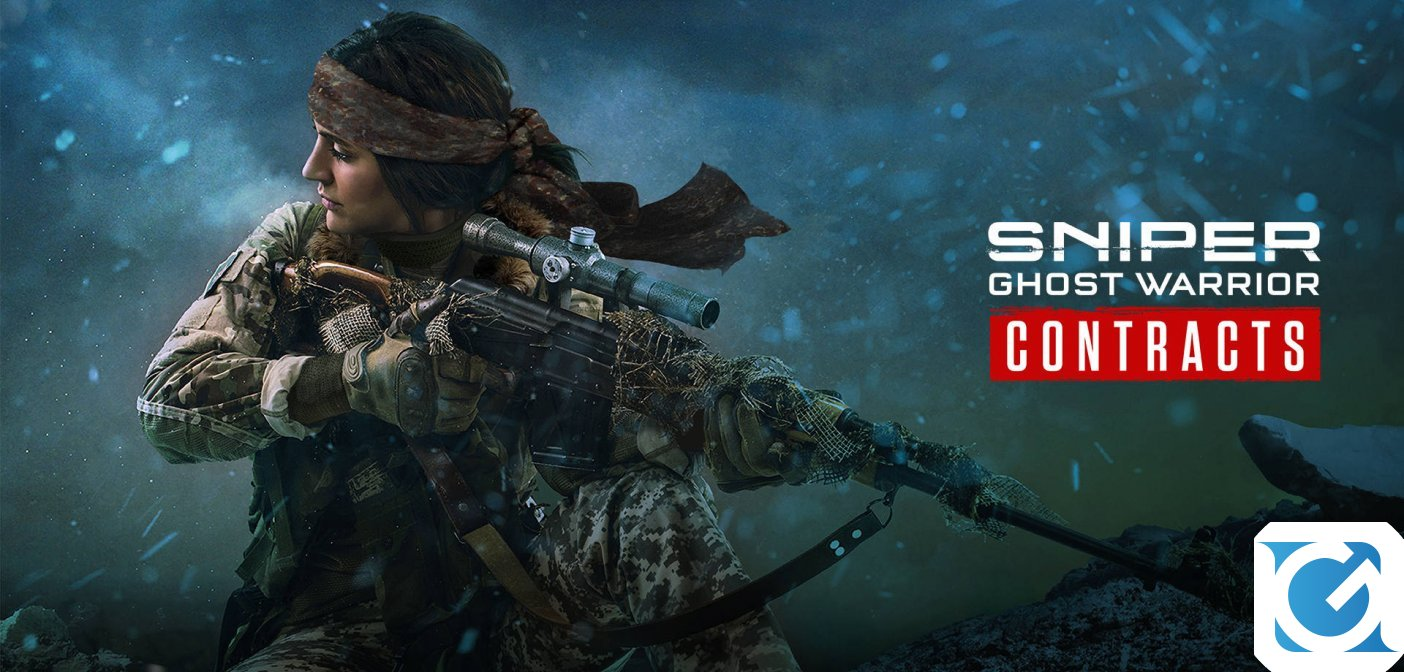 Sniper Ghost Warrior Contracts e' stato appena annunciato da CI Games