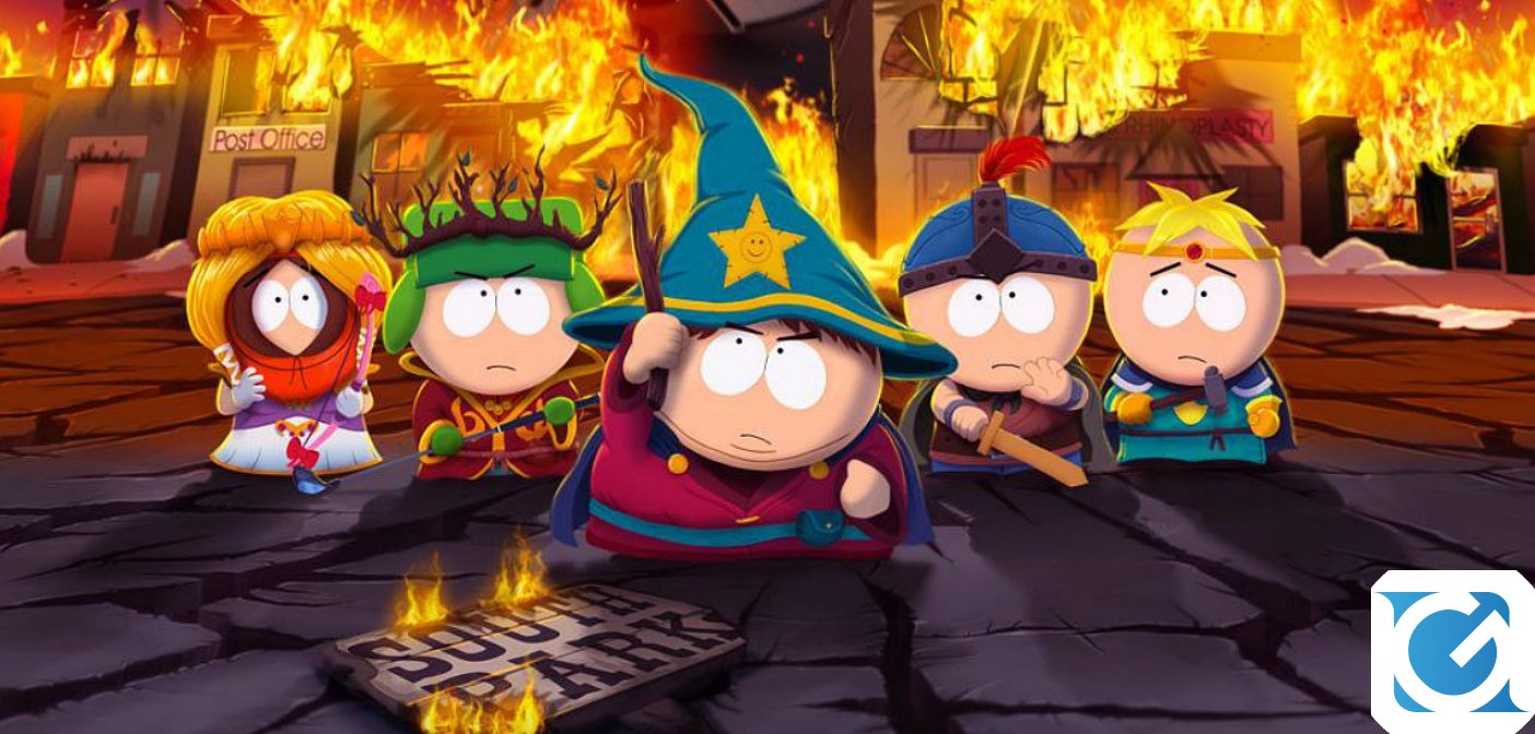 South Park: Il Bastone della Verita' sta arrivando su Nintendo Switch