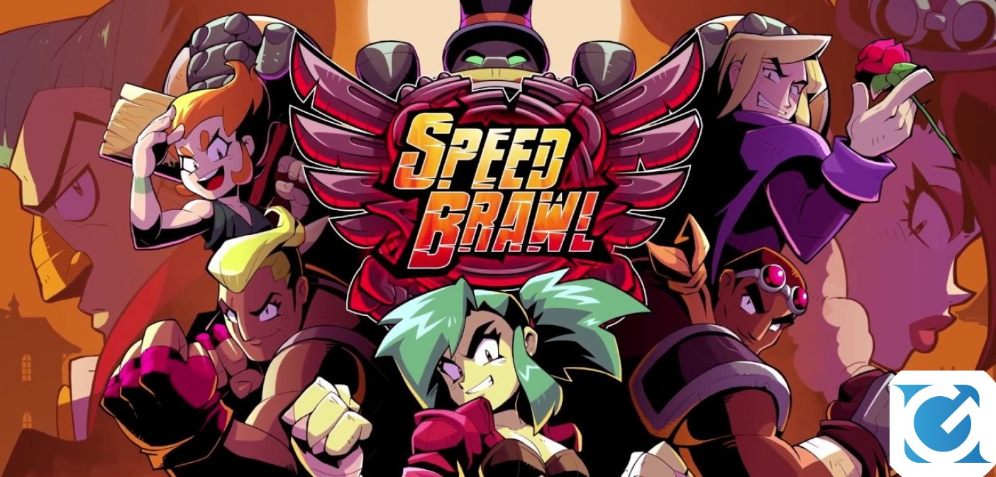 Speed Brawl e' disponibile per PS4, XBOX One, Switch e PC