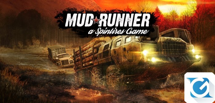 Nuovo video gameplay per Spintires: MudRunner