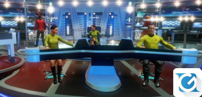 Star Trek: Bridge Crew - The Next Generation e' disponibile