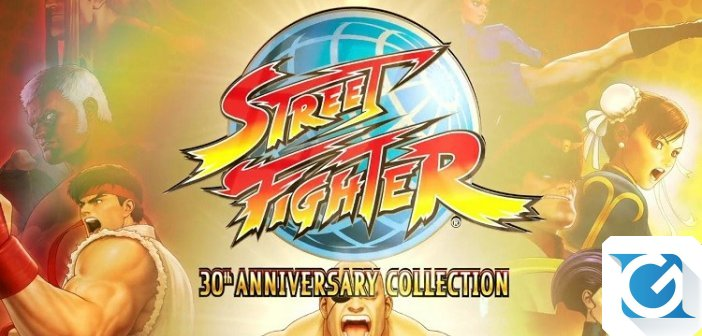 Street Fighter 30th Anniversary Collection arriva il 29 maggio con un grande bonus preordine!