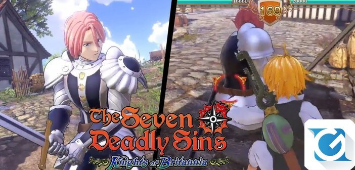 Pubblicato un nuovo trailer per The Seven Deadly Sins: Knights Of Briannia