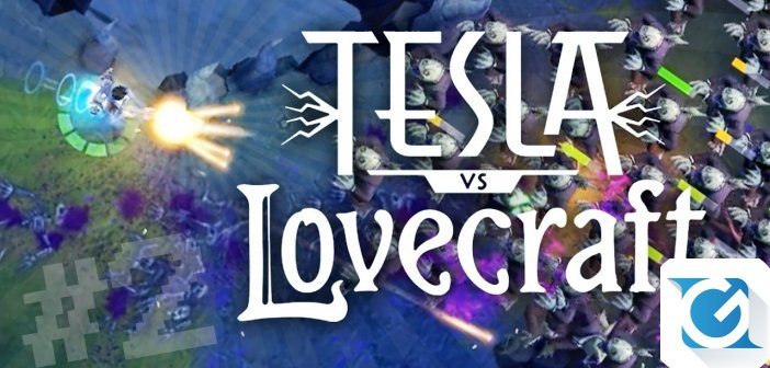Tesla vs Lovecraft arriva su Switch il 16 marzo