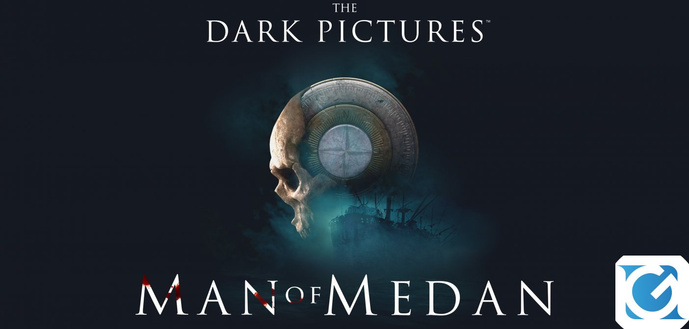 The Dark Pictures annunciato alla Gamescom