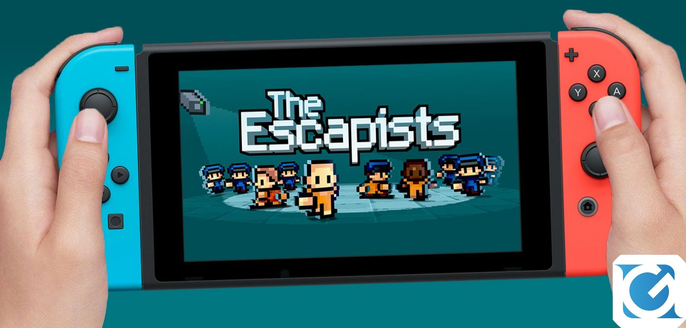 The Escapists: Complete Edition e' disponibile per Nintendo Switch