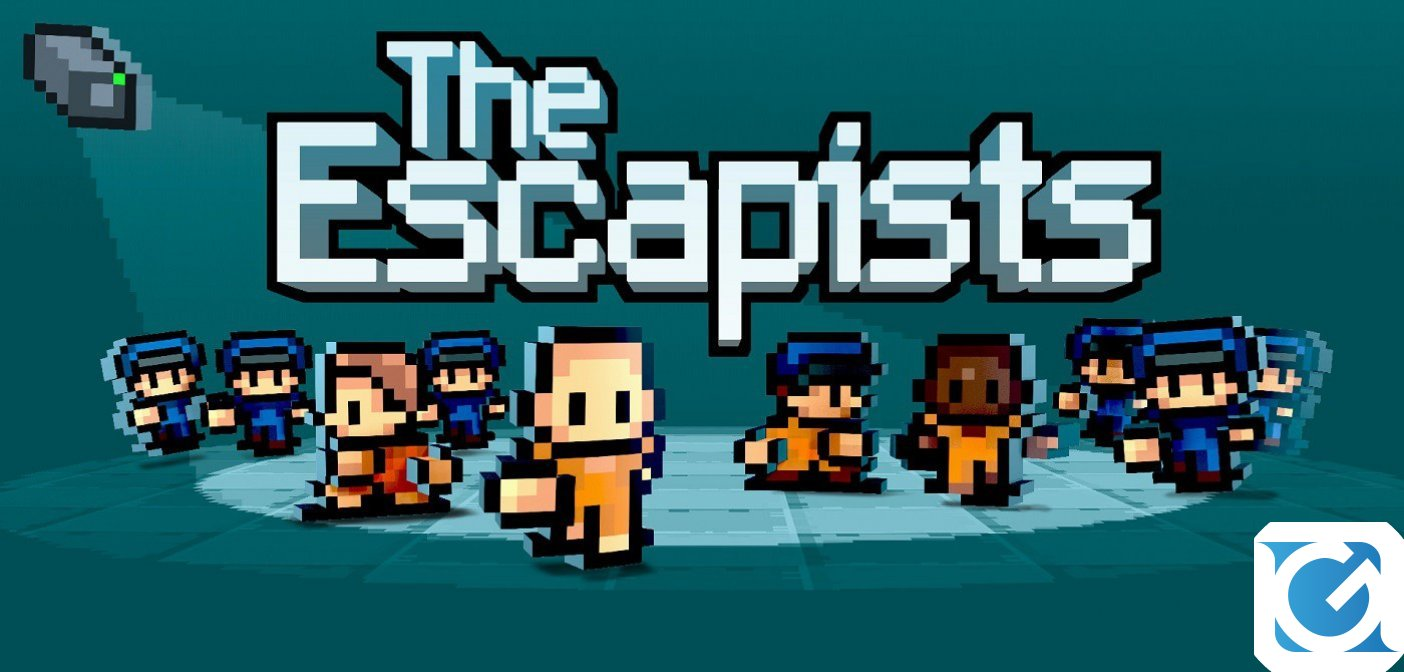 The Escapists: Complete Edition annunciato per Nintendo Switch