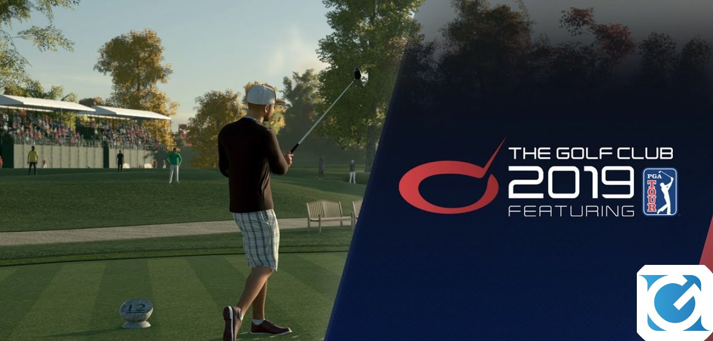 2K pubblichera' The Golf Club 2019 Featuring PGA TOUR