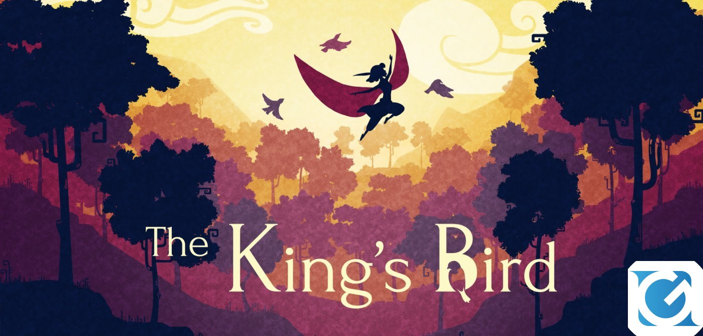 The King'sBird e' disponibile ora su PC