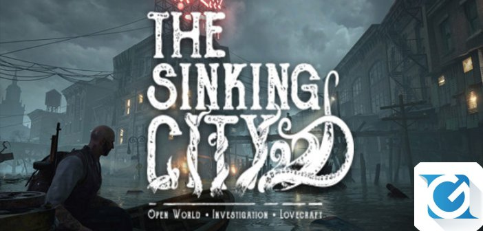 The Sinking City: ecco il trailer E3