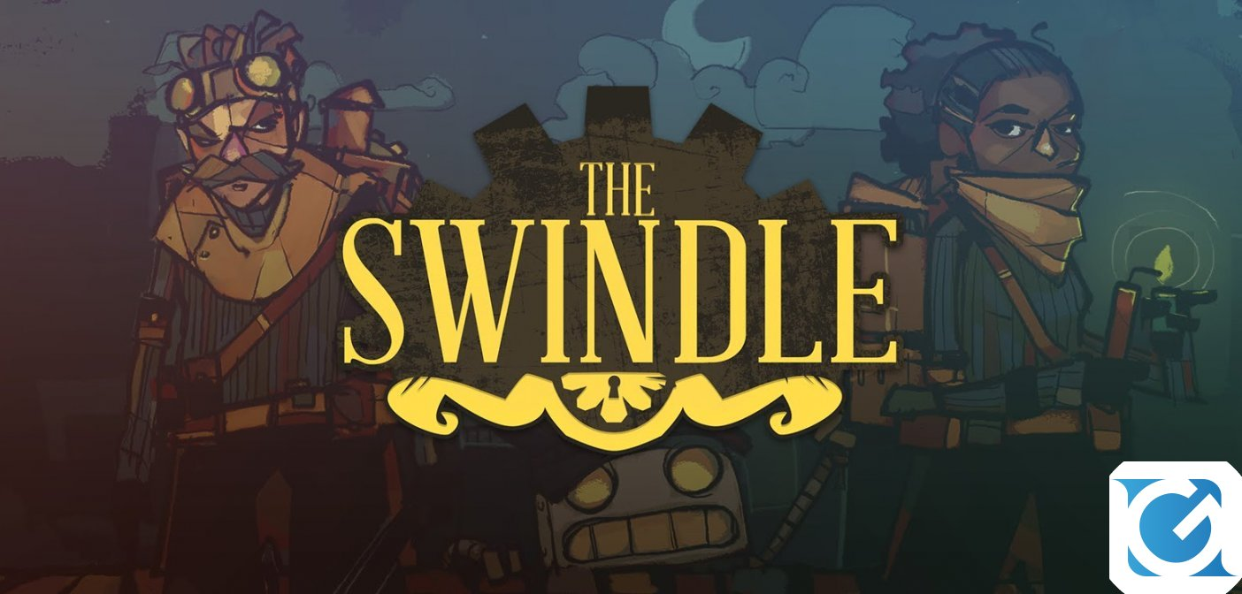 The Swindle e' disponibile su Nintendo Switch