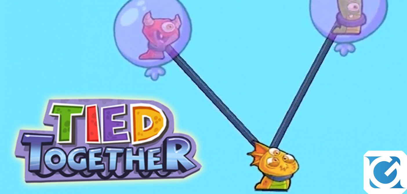 Tied Together e' in arrivo su Nintendo Switch