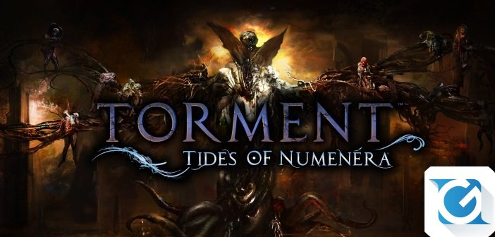 Torment: Tides Of Numenara e' disponibile da oggi per XBOX One, Playstation 4 e PC