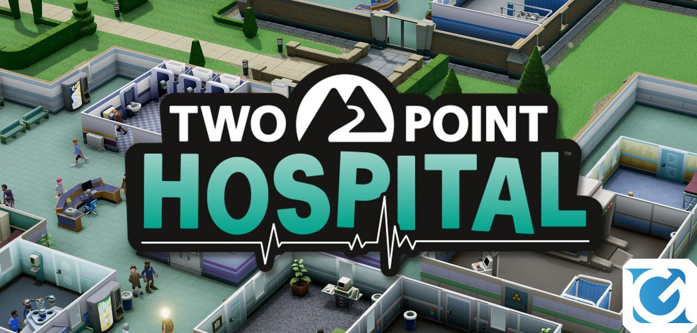 Two Point Hospital e' disponibile su Steam