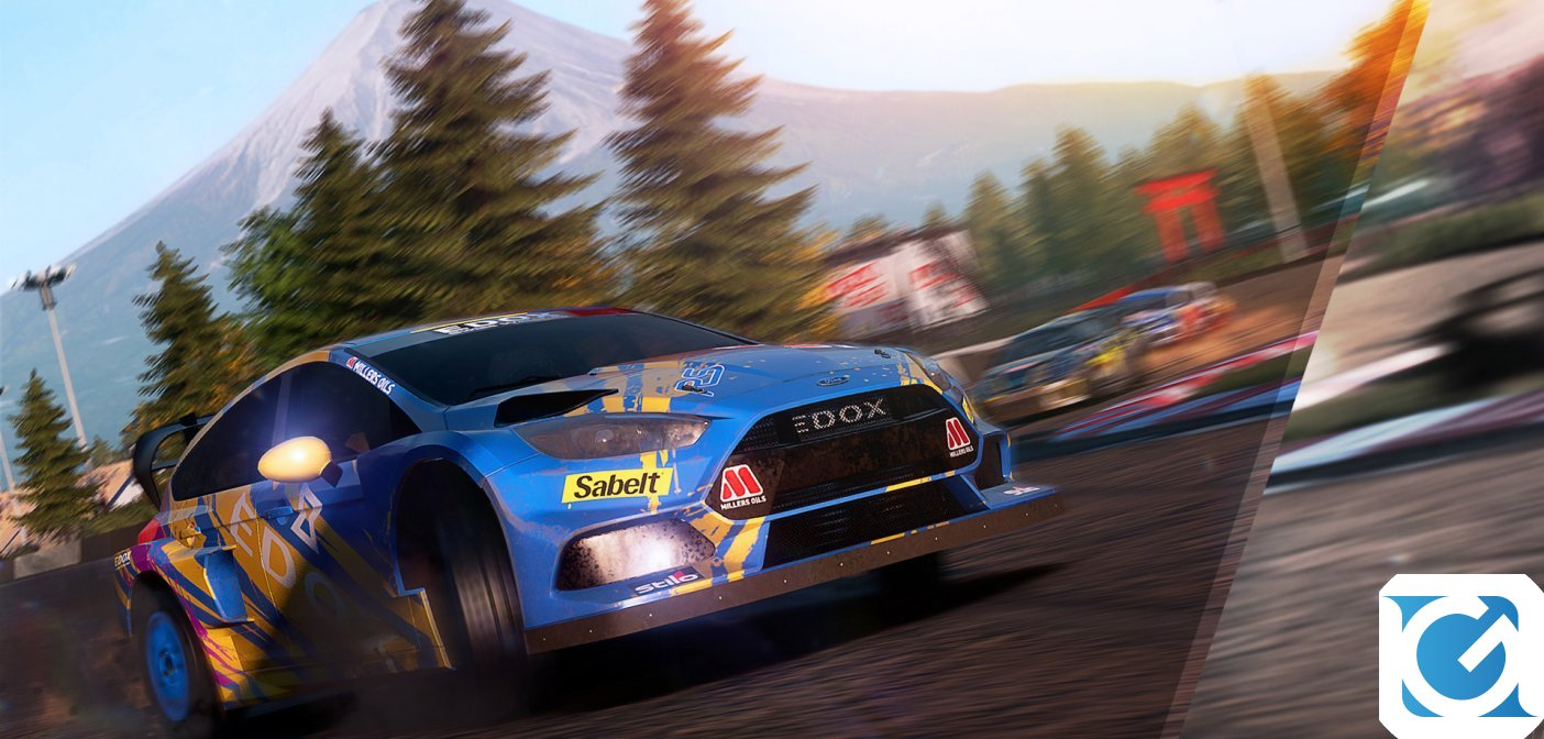 V-Rally 4 disponibile da domani su PC