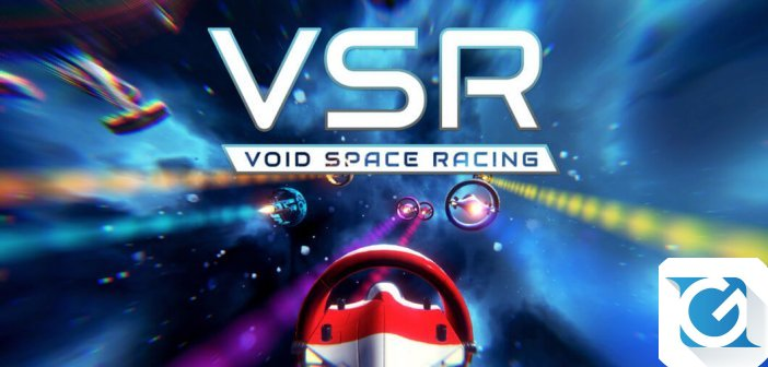 VSR: Void Space Racing arrivera' su Switch il 20 luglio!