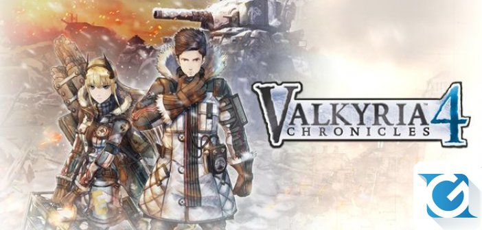 Valkyria Chronicles 4 sara' disponibile il 25 Settembre