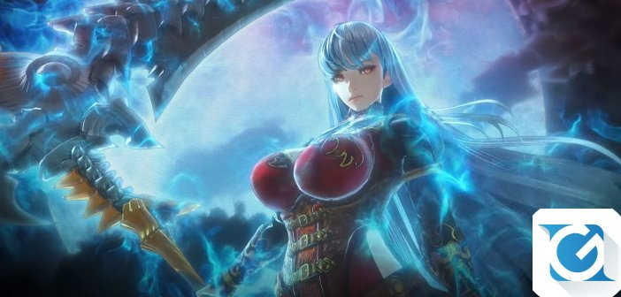 Valkyria Revolution arriva in Europa il 30 giugno su XBOX One, Playstation 4 e PS Vita