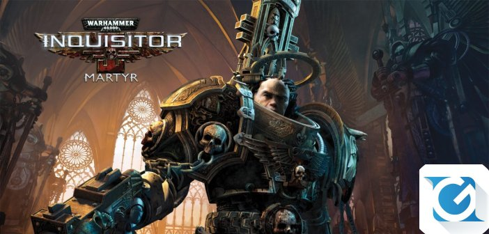 Warhammer 40,000: Inquisitor - Martyr e' preordinabile per XBOX One