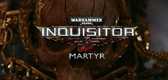 Warhammer 40,000:  Inquisitor Martyr  - The Caligari Archivum