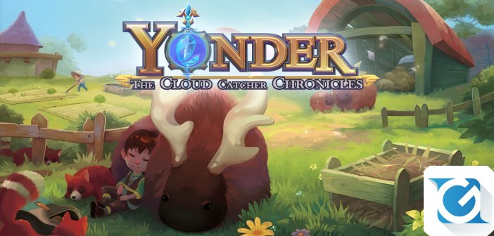Recensione Yonder: The Cloud Catcher Chronicles - Un'avventura tra verdi vallate
