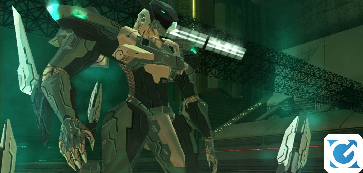 ZONE OF THE ENDERS: THE 2nd RUNNER - MARS e' disponibile per PS4 e PC