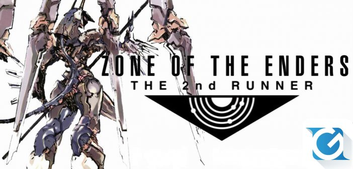 ZONE OF THE ENDERS: The 2nd RUNNER - Mars arriva a settembre