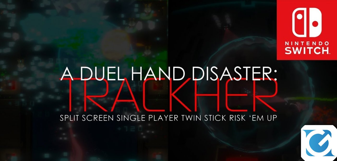 A Duel Hand Disaster: Trackher è disponibile per Switch