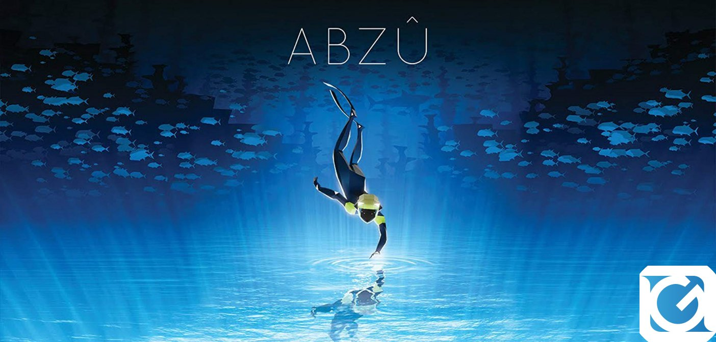 ABZU è disponibile su Nintendo Switch