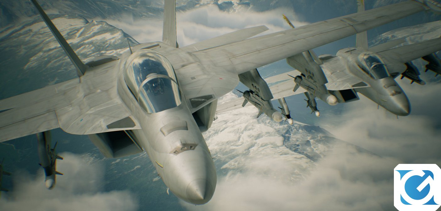 Pubblicato il teaser trailer del season pass di Ace Combat 7: Skies Unknown