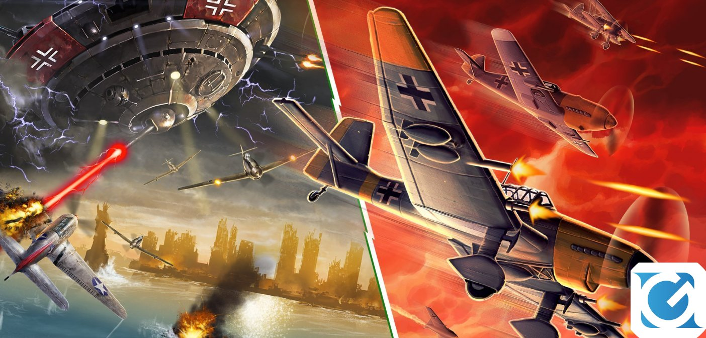 Aces of the Luftwaffe Extended Edition è disponibile per PC e console