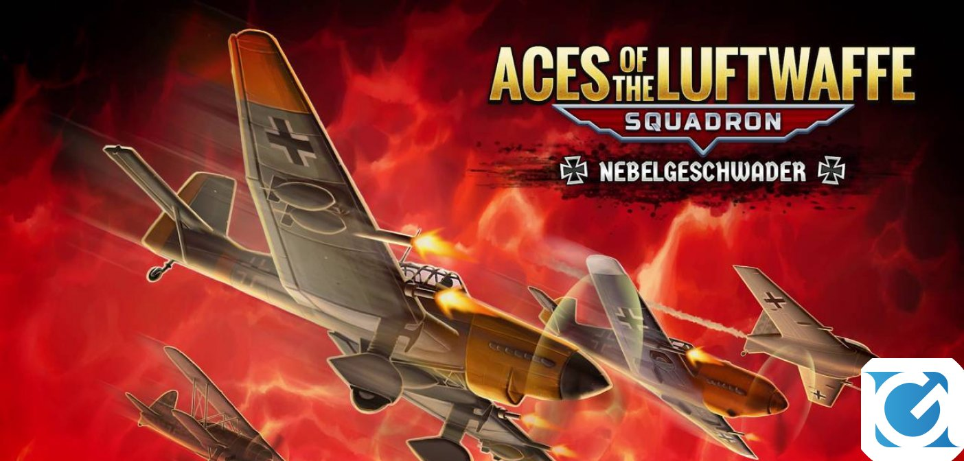 Aces of the Luftwaffe – The Nebelgeschwader arriva a novembre
