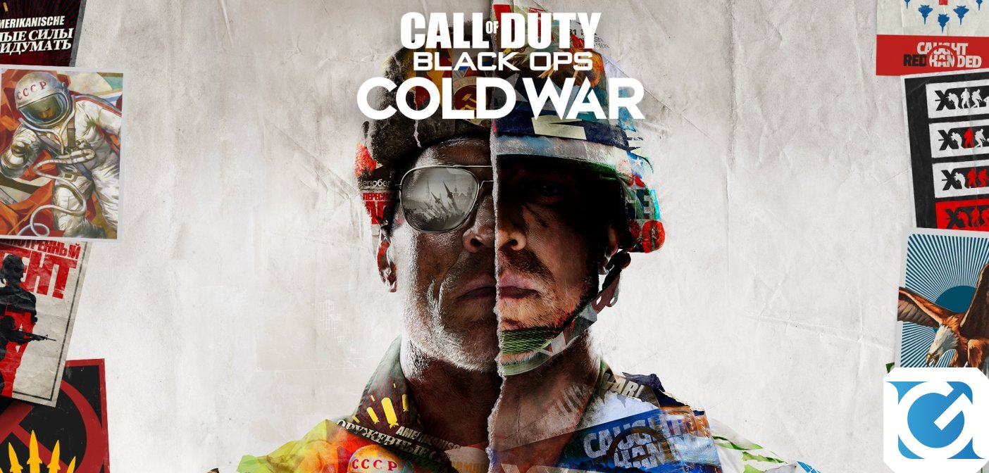 Acquistando una GeForce RTX 3080 o 3090 Call of Duty: Black Ops Cold War è in omaggio