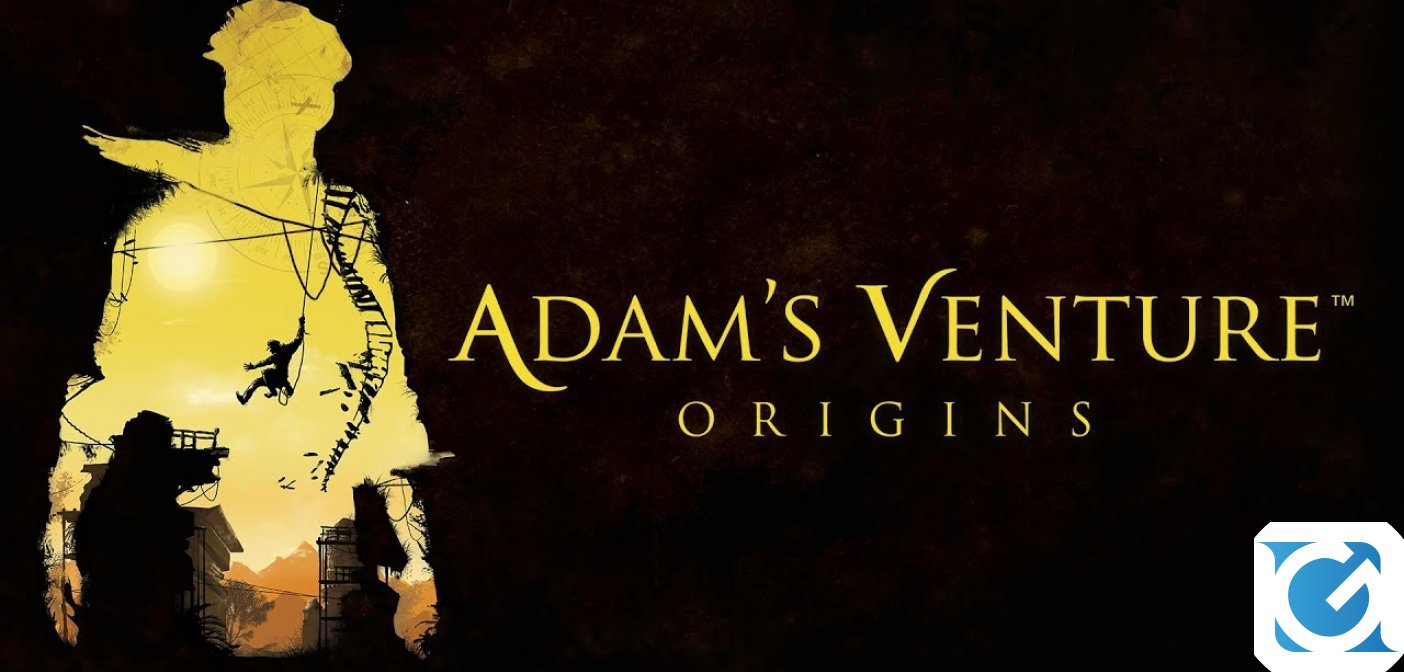 Adam's Venture: Origins ha una data d'uscita su Nintendo Switch