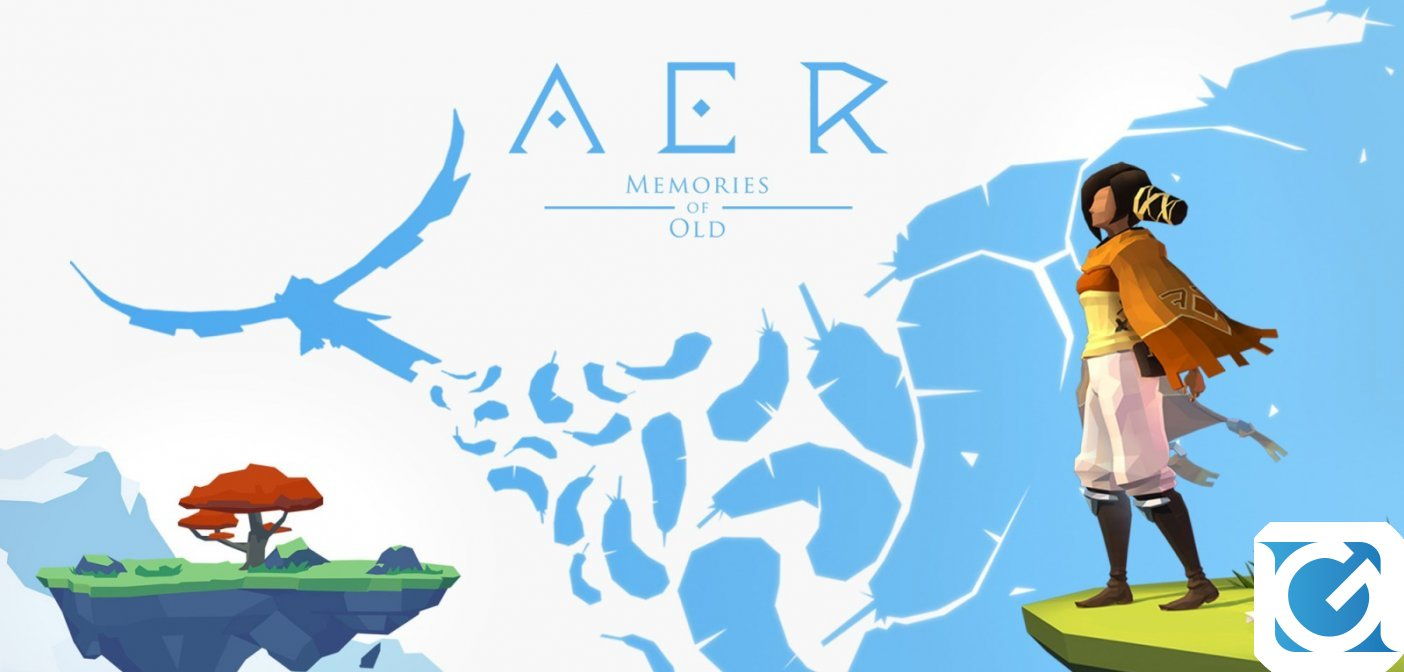 AER - Memories of Old è disponibile da oggi per Switch