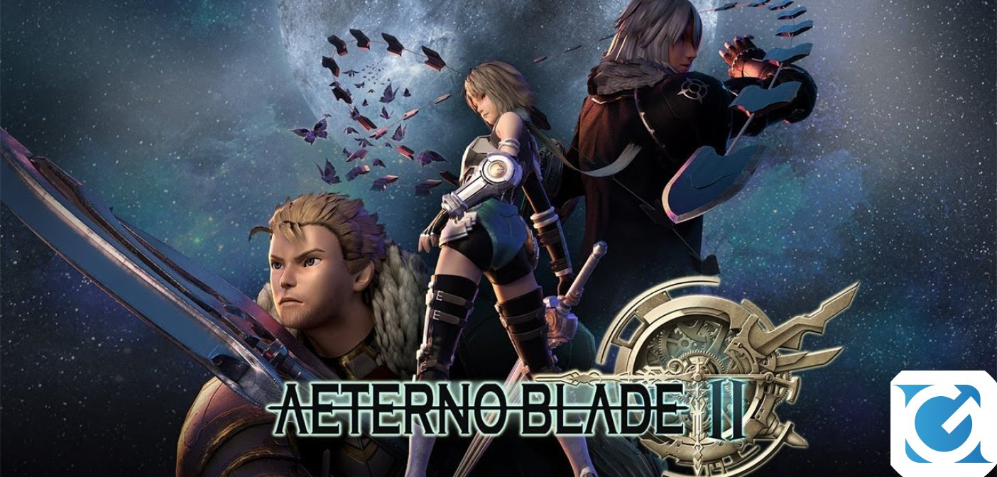 AeternoBlade II è disponibile per PS 4 e Switch